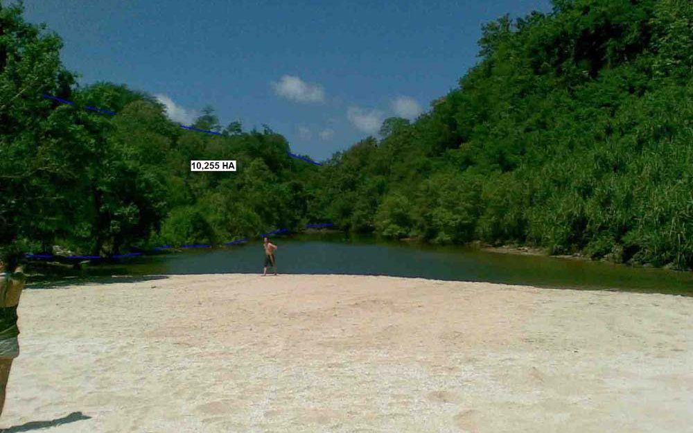 Grand Bali cliff land for sale on the best location in Jimbaran