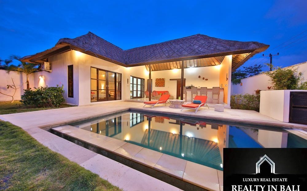 Stunning Bali property for sale Ungasan elite location