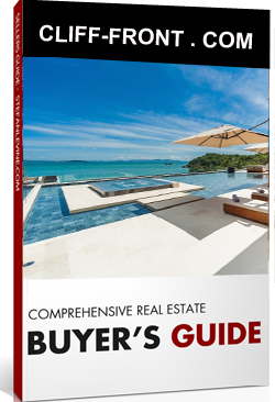 Buyer's guide to buy your beachfront cliff-front