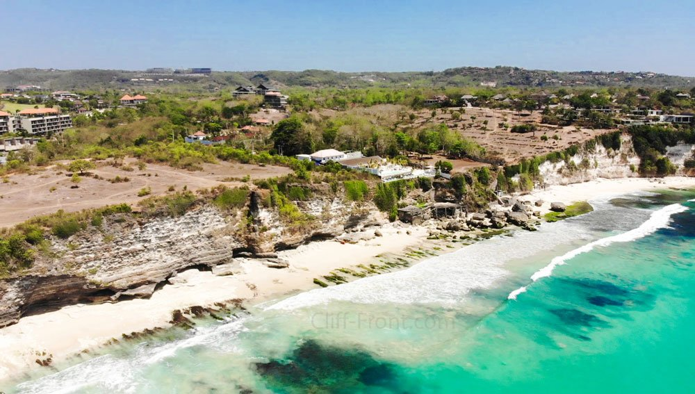 Exclusive Cliff Front Beachfront Land For Sale In The Best Area Of Uluwatu Bali Cliff Front