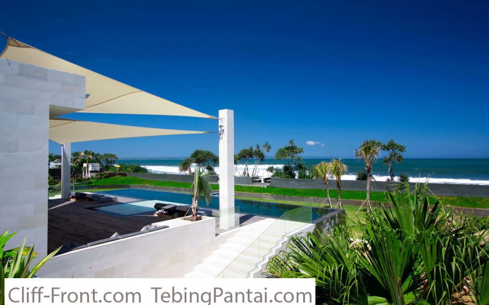 Exclusive  Beachfront Villa for sale in Canggu Berawa