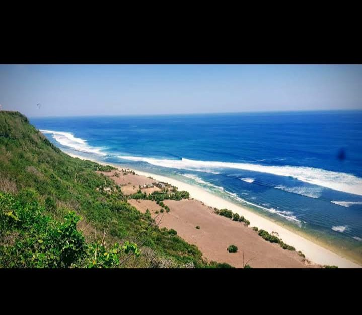 Majestic Bali cliff land for sale Uluwatu elite location