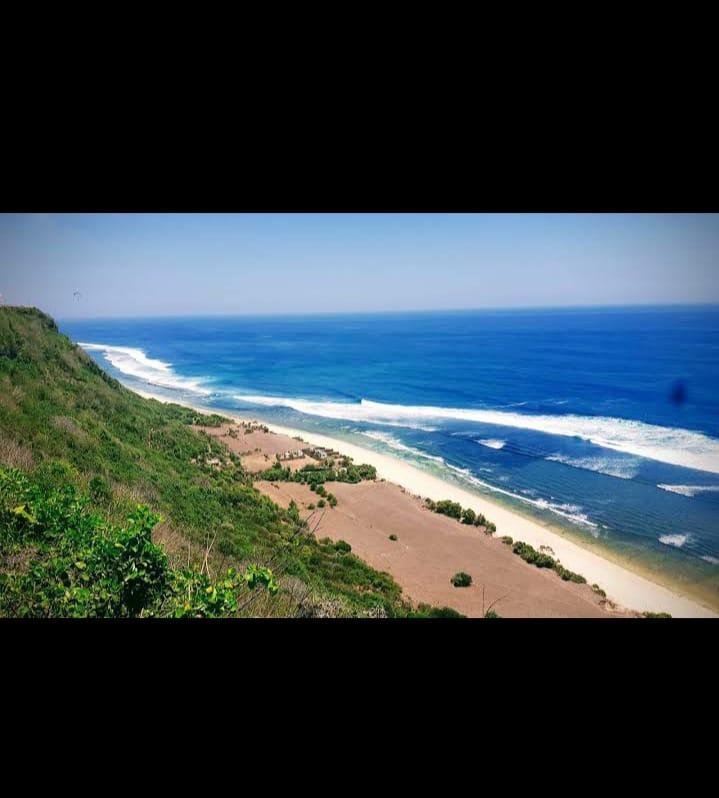 Majestic Bali cliff land for sale Uluwatu elite location