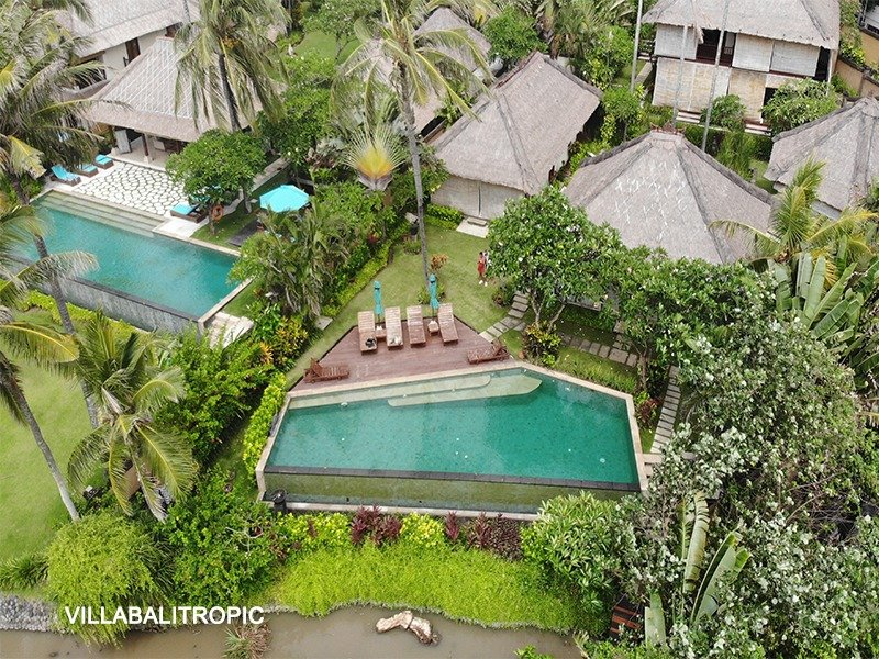 Impressive real estate Bali beachfront in the area of Cemagi
