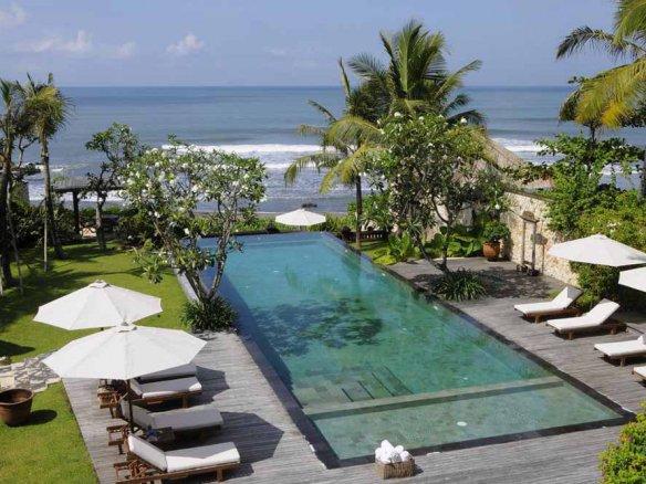 Amazing beachfront villa for sale in Bali Canggu prime location