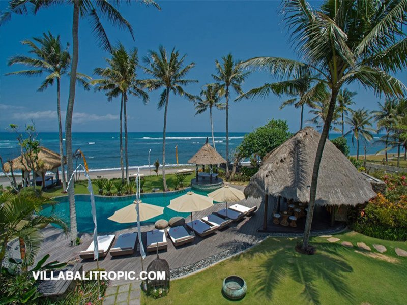 Gorgeous Bali cliff property for sale in Canggu area
