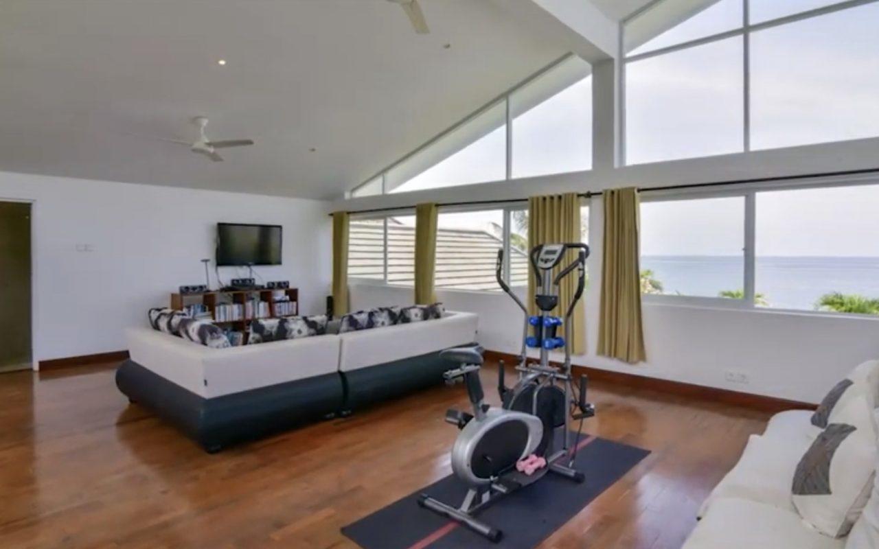 Prestigious Bali beach villa for sale on the best area of Lovina
