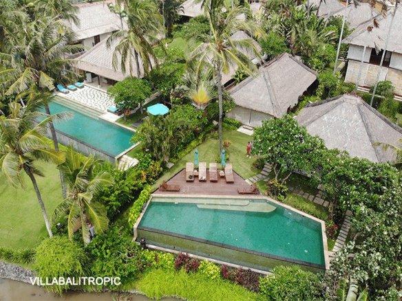Cemagi 地区令人印象深刻的巴厘岛海滨房地产