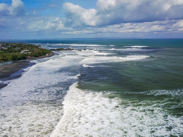 Exceptional Bali beach real estate for sale in the area of Canggu