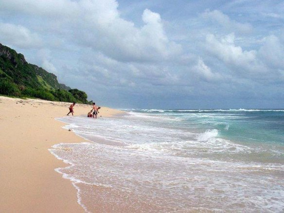 Exceptional Bali cliff land for sale on a prime location of Pecatu