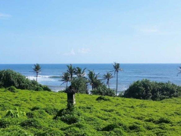 Gorgeous Bali beach land for sale Tabanan elite location