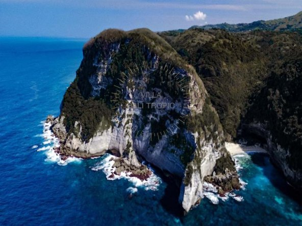 Fantastic Bali cliff-front land for sale Nusa Penida elite location